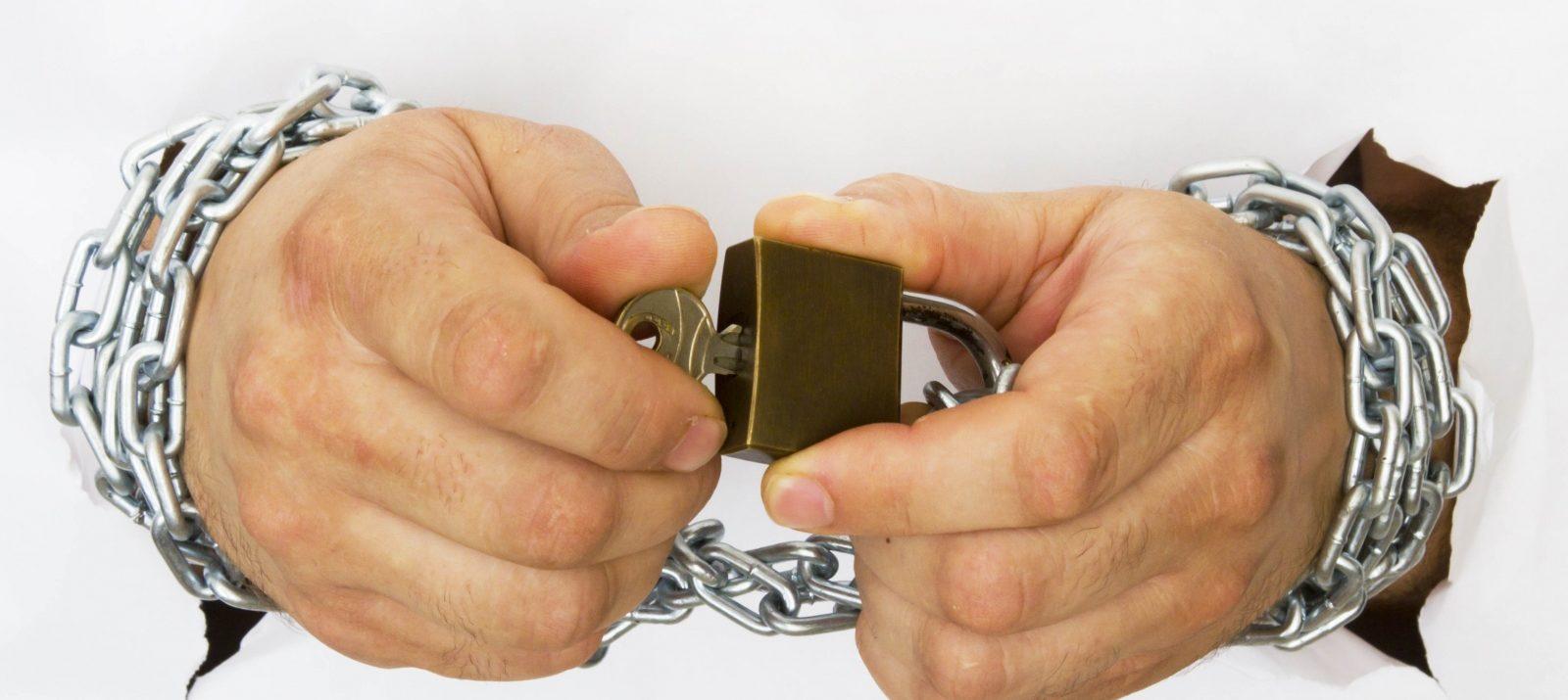 Tienes la llave para liberarte